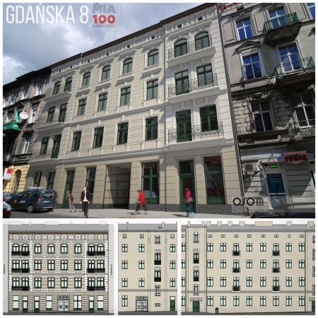 Mia100 Kamienic - Gdańska 8